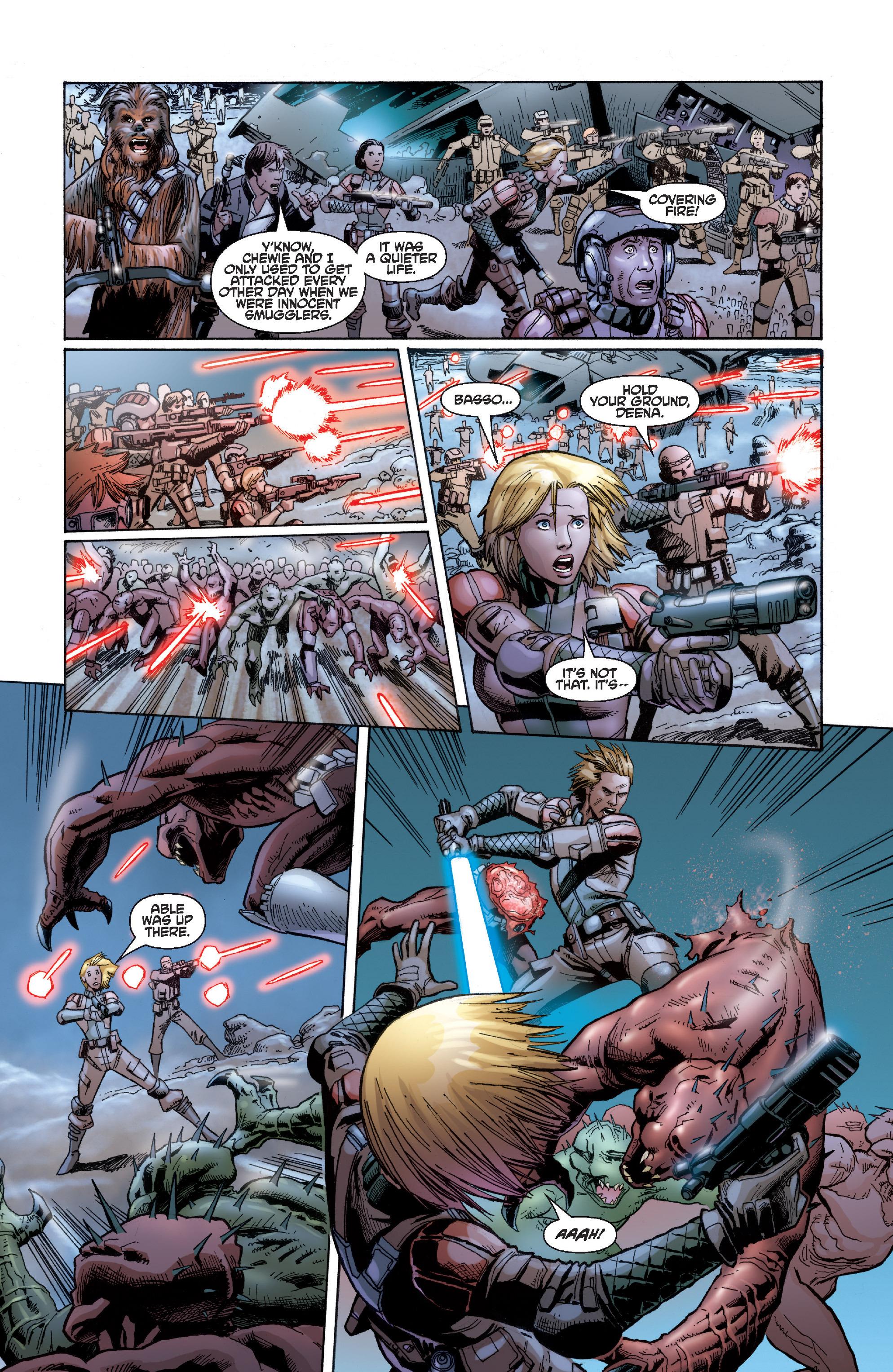 Read online Star Wars Omnibus comic -  Issue # Vol. 20 - 412