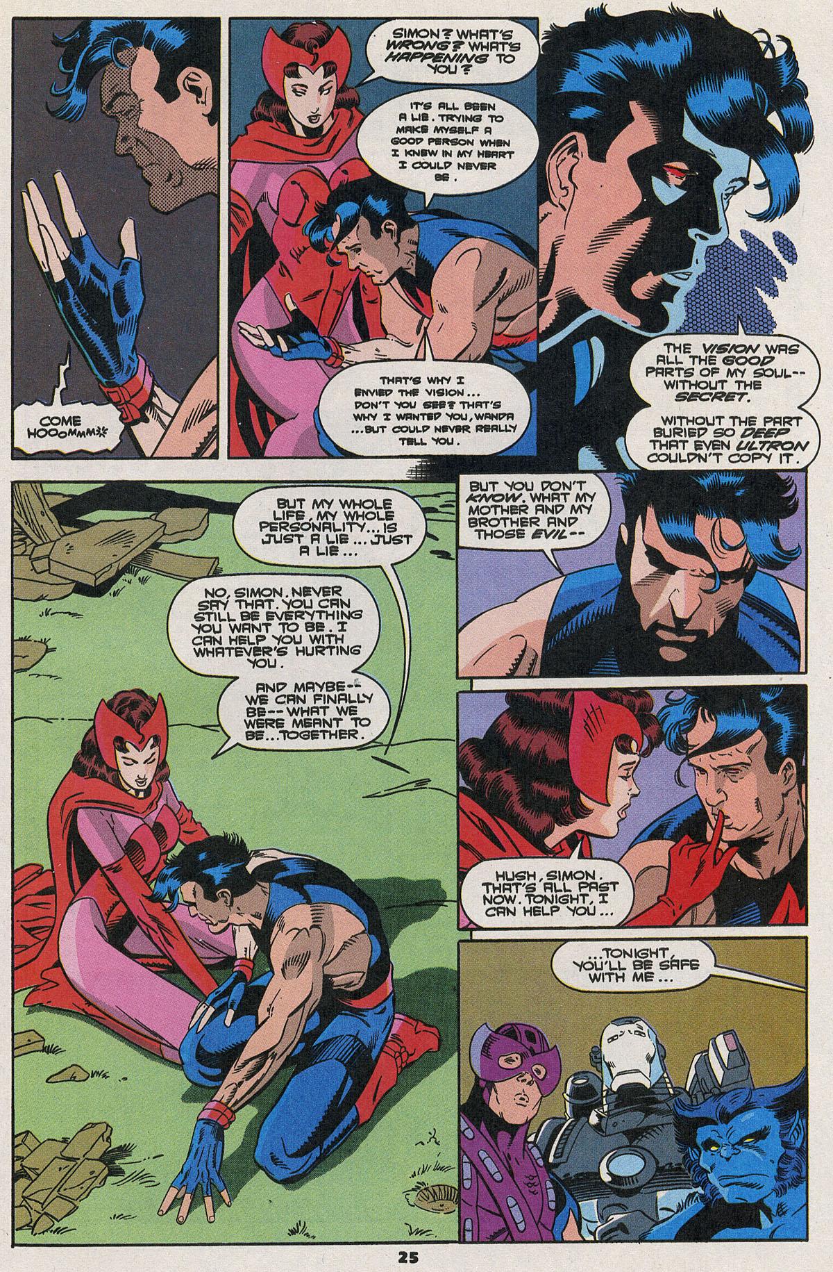 Read online Wonder Man (1991) comic -  Issue #23 - 19
