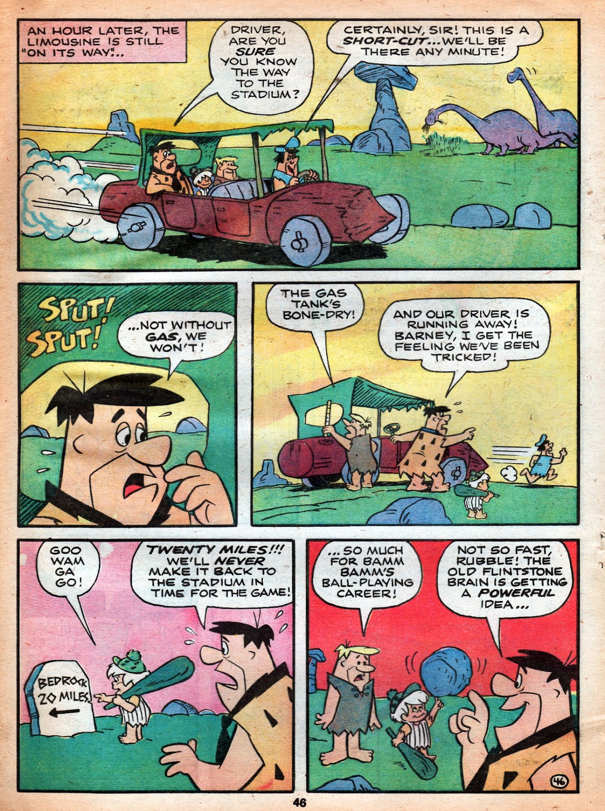 Yogi Bear's Easter Parade issue Full - Page 48