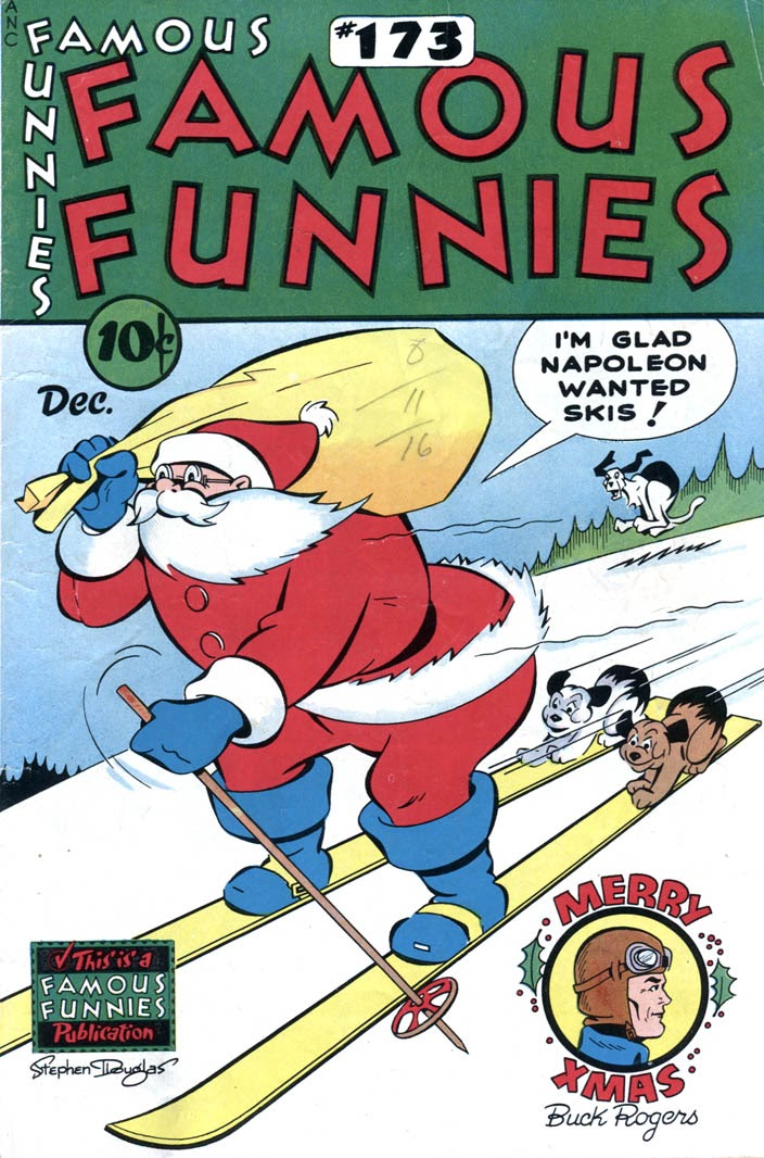 Read online Famous Funnies comic -  Issue #173 - 1