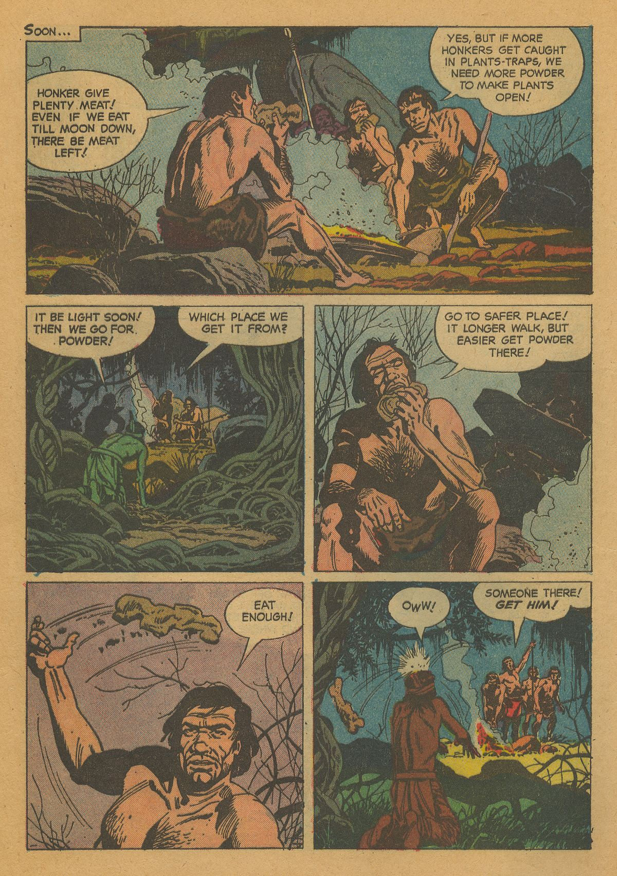 Read online Turok, Son of Stone comic -  Issue #26 - 8