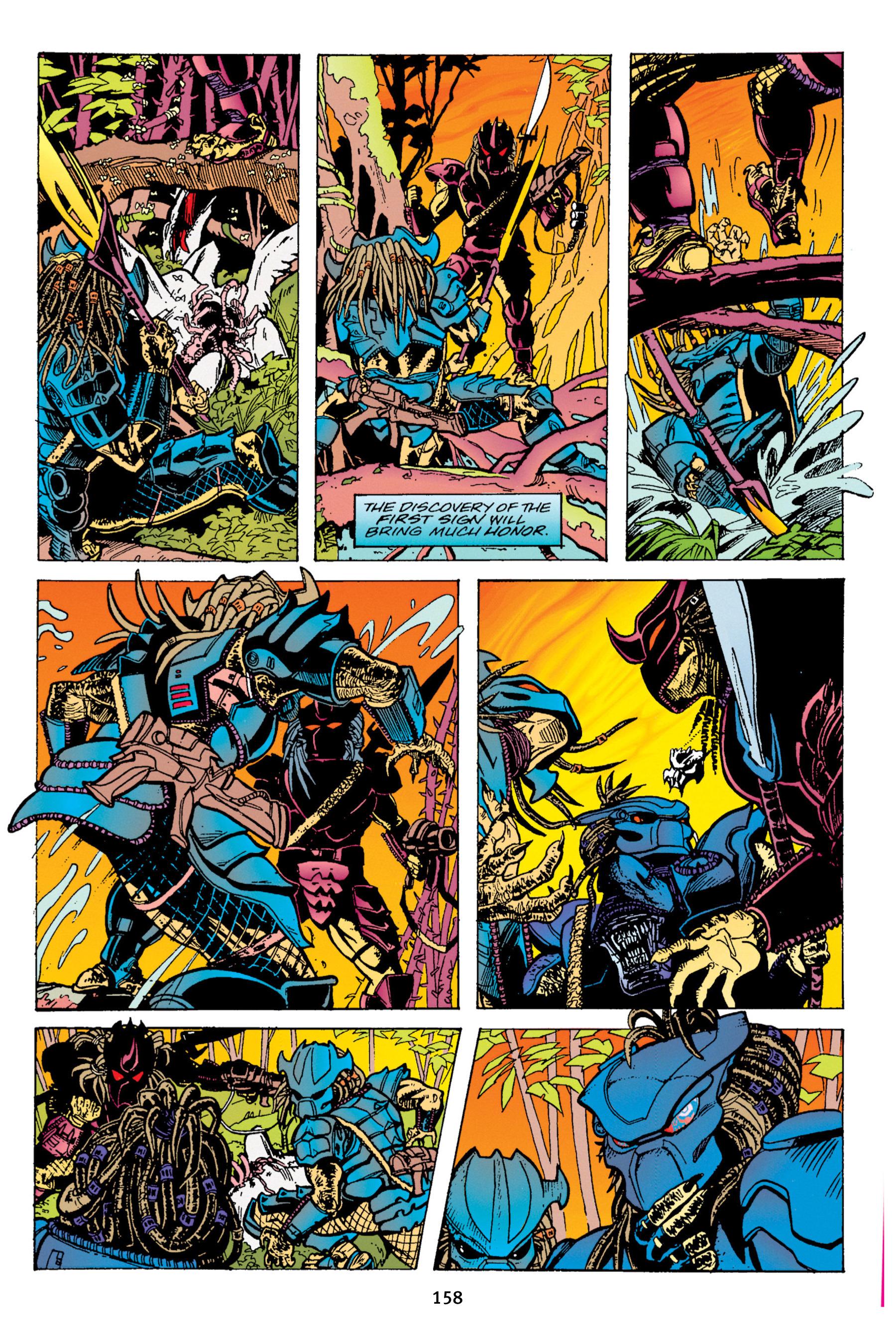 Read online Aliens vs. Predator Omnibus comic -  Issue # _TPB 1 Part 2 - 57