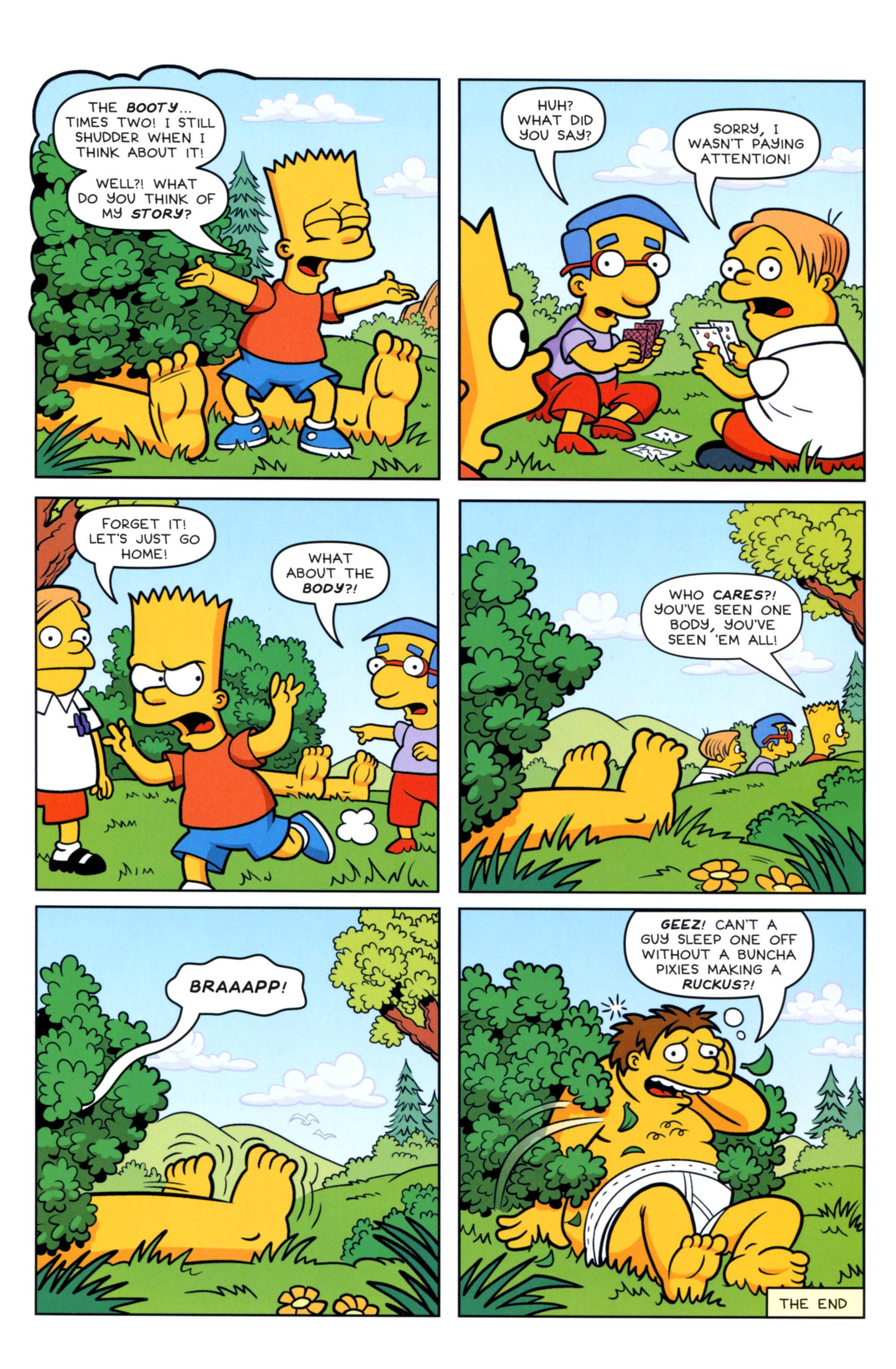 Read online Simpsons Comics Presents Bart Simpson comic -  Issue #83 - 15