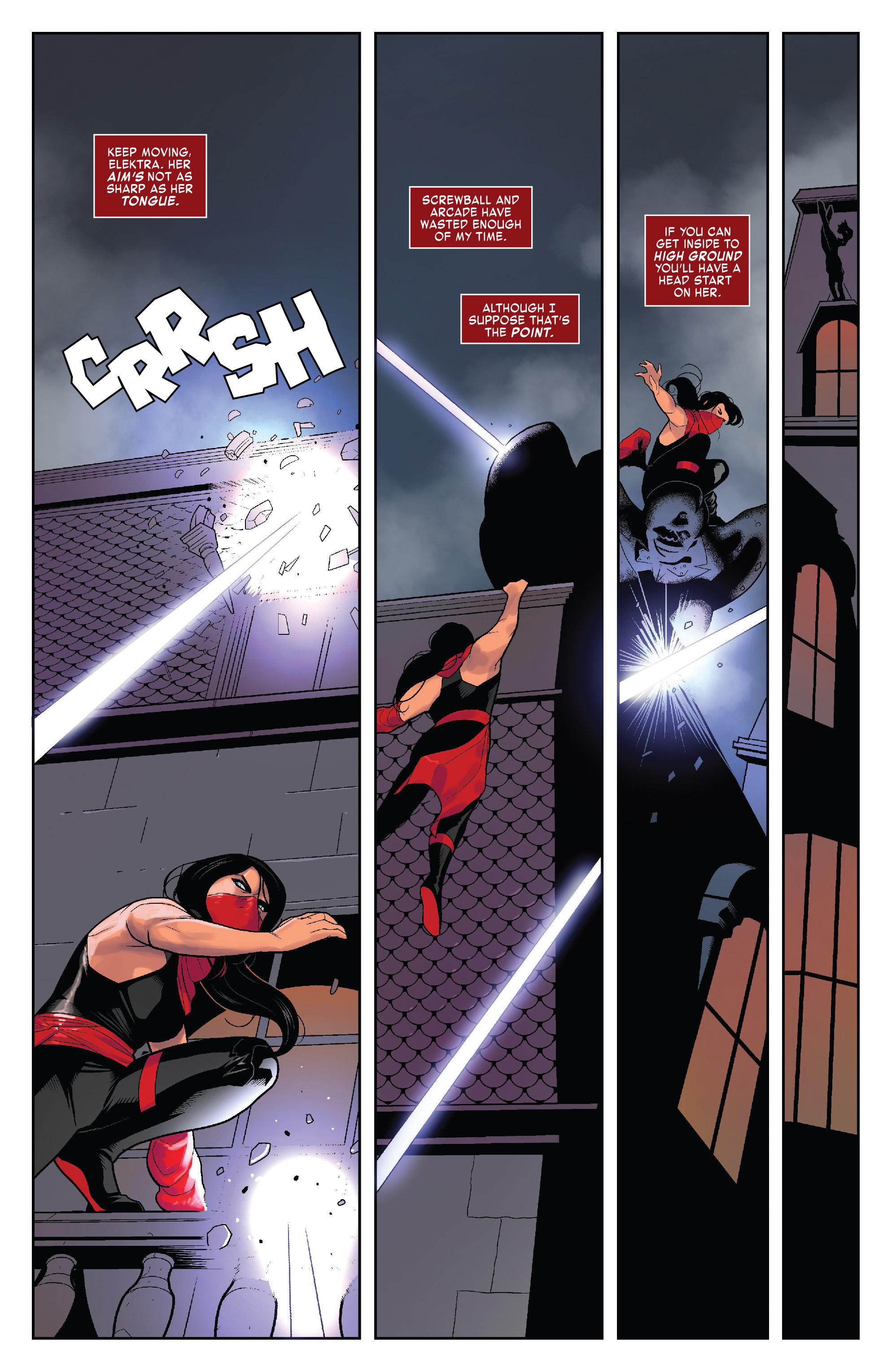 Read online Elektra (2017) comic -  Issue #4 - 13