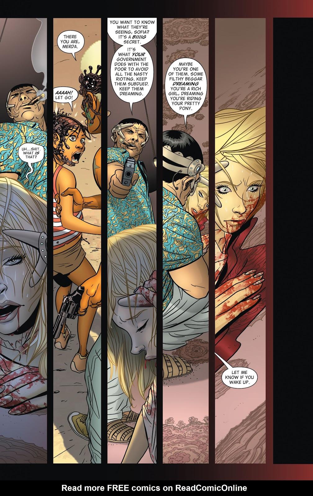 Read online Strange Adventures (2014) comic -  Issue # TPB (Part 1) - 38