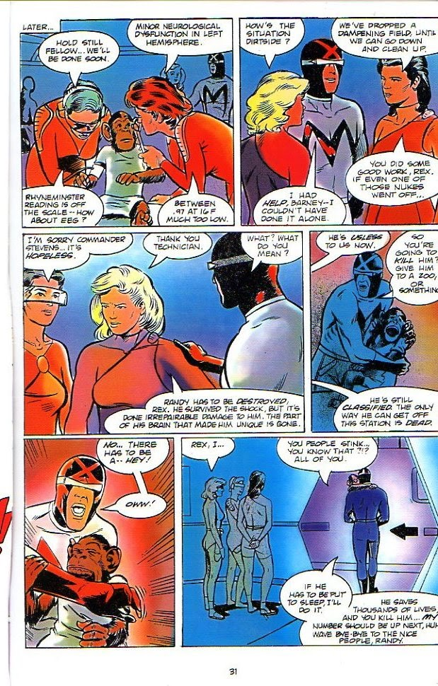 Racer X (1988) issue 1 - Page 25