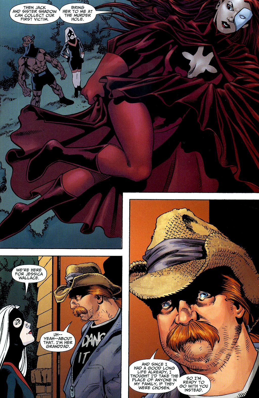 Read online Shadowpact comic -  Issue #2 - 20