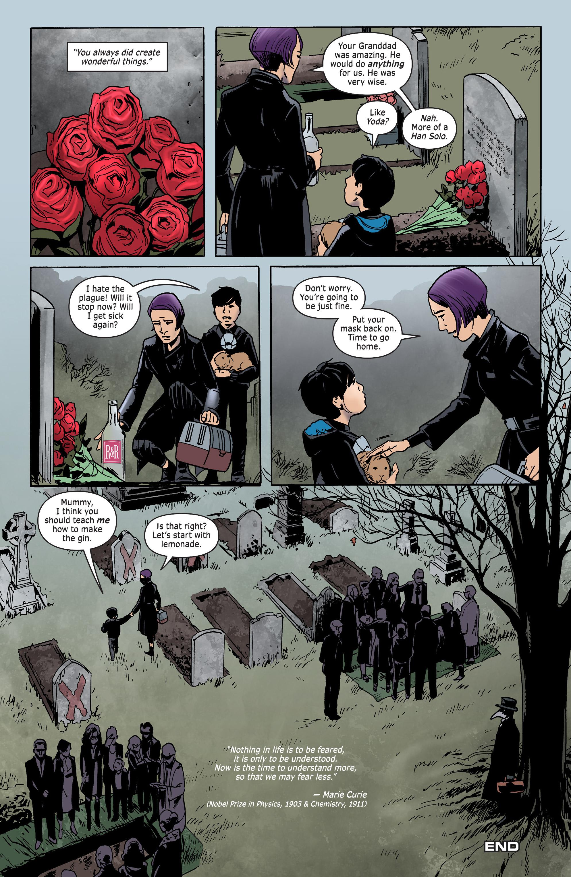 Read online Surgeon X Special: Trial & Error comic -  Issue # Full - 12