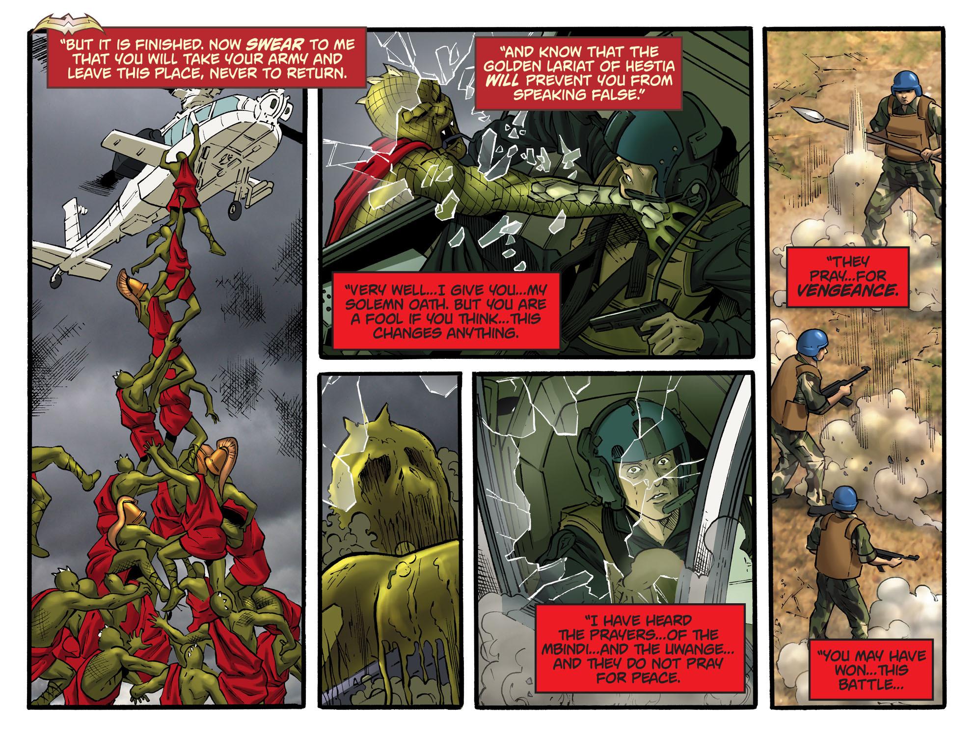 Read online Sensation Comics Featuring Wonder Woman comic -  Issue #35 - 19