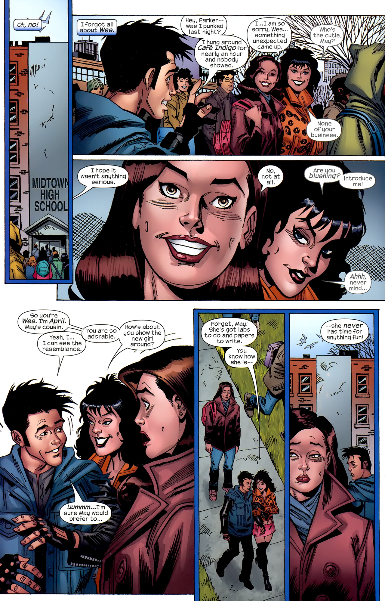 Read online Amazing Spider-Man Family comic -  Issue #6 - 30