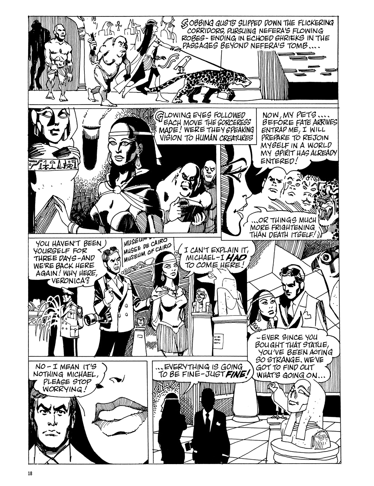 Read online Eerie Archives comic -  Issue # TPB 5 - 19