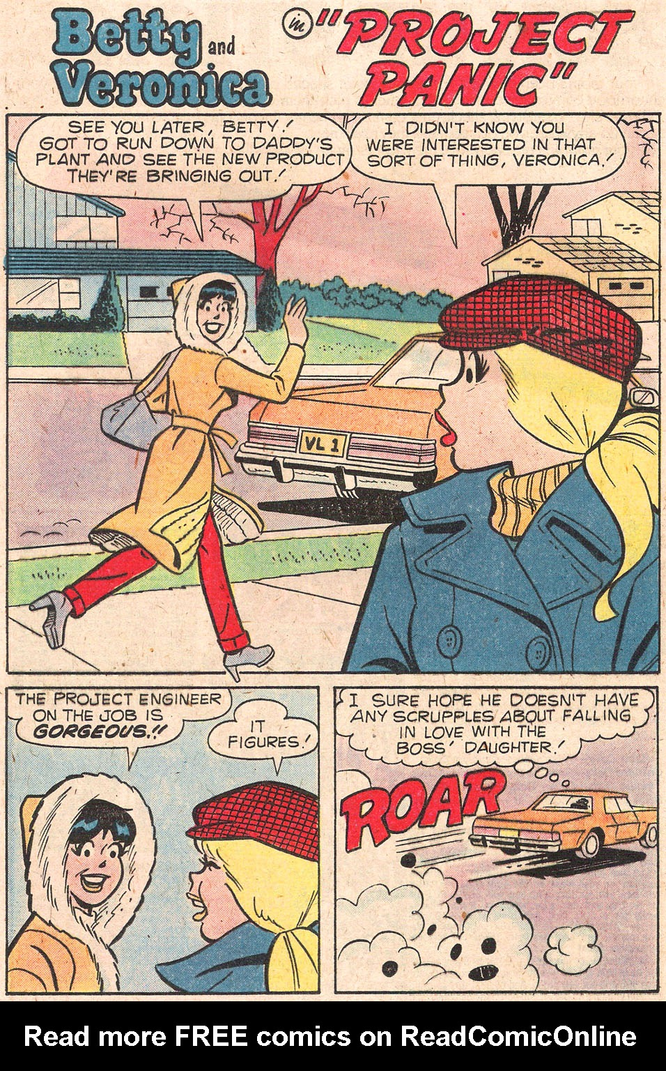 Read online Archie's Girls Betty and Veronica comic -  Issue #279 - 20