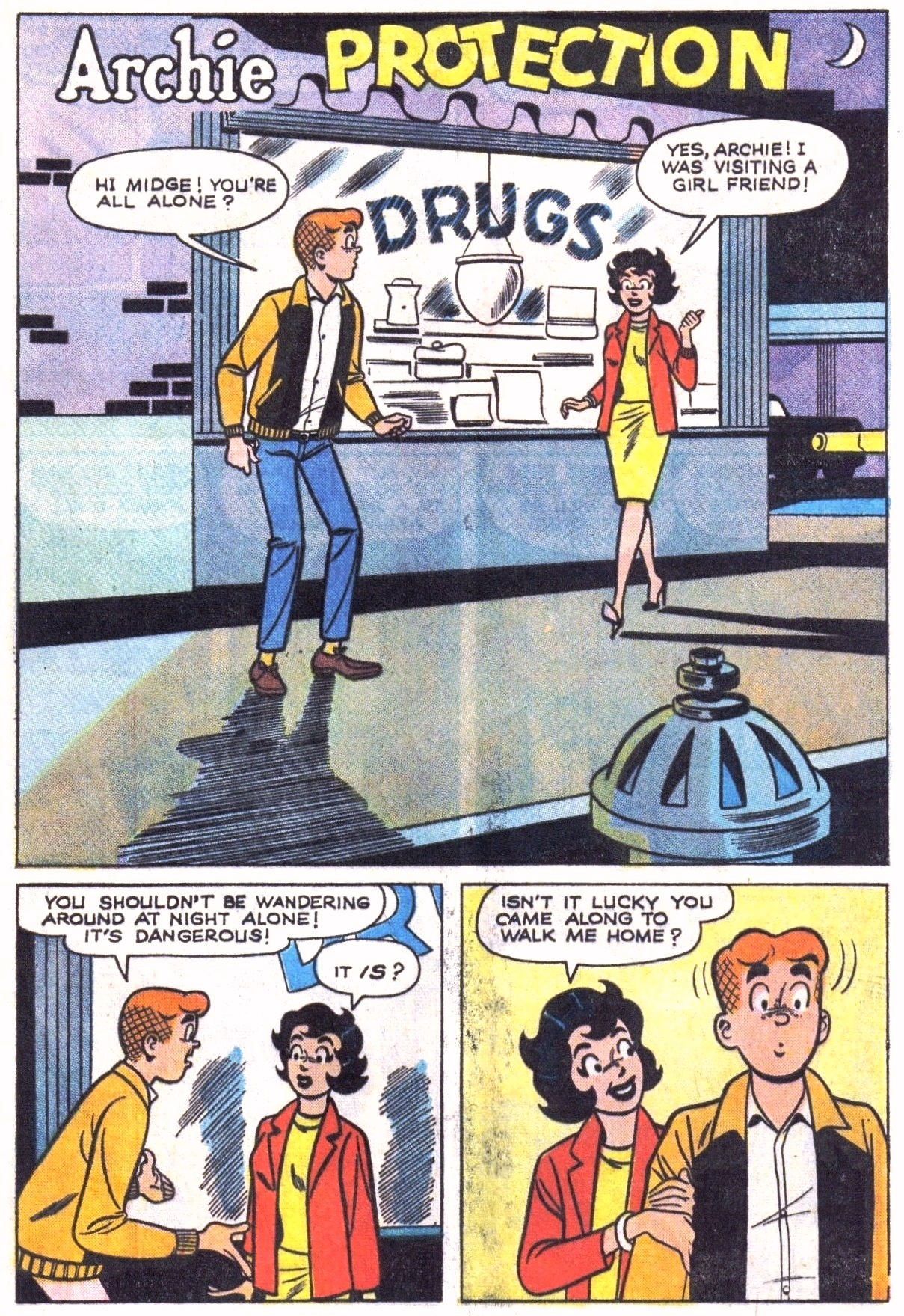 Read online Archie (1960) comic -  Issue #151 - 13