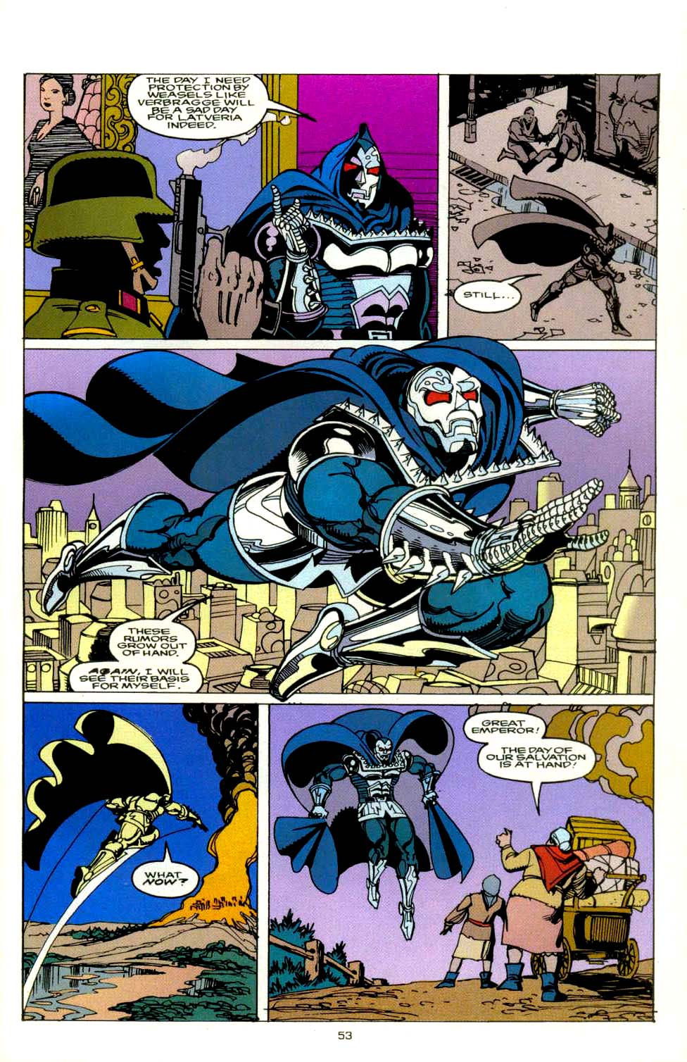 Read online 2099 Unlimited comic -  Issue #8 - 46