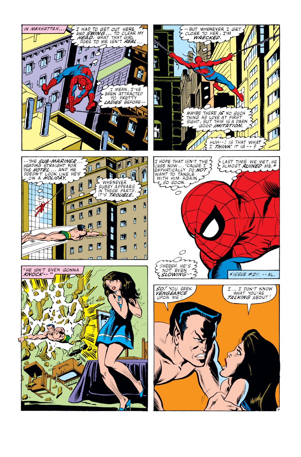 The Amazing Spider-Man (1963) 214 Page 14