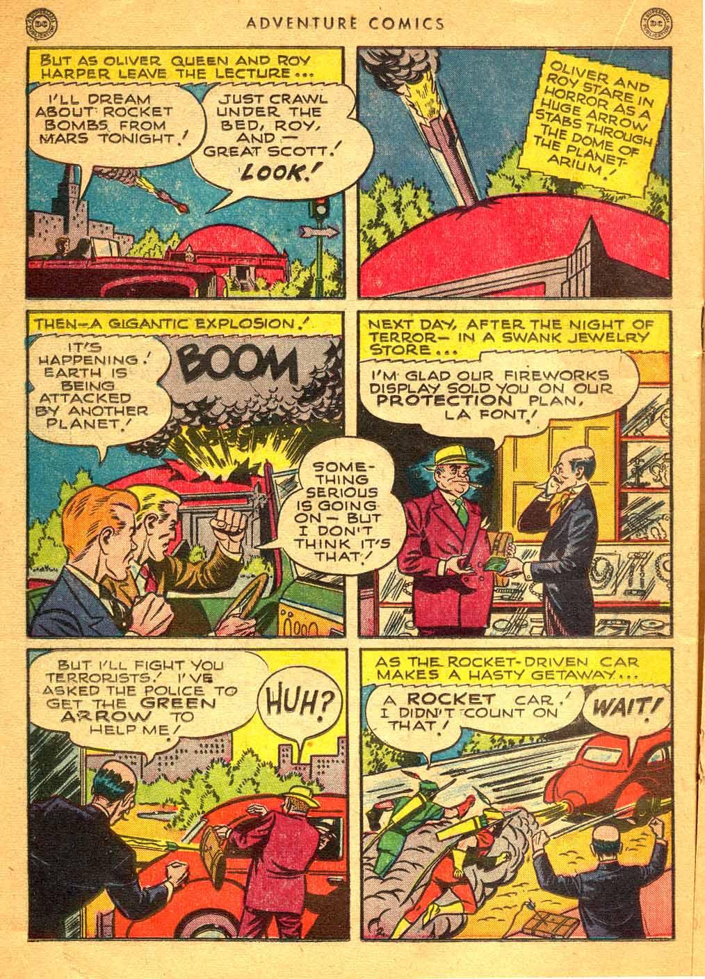 Read online Adventure Comics (1938) comic -  Issue #121 - 23
