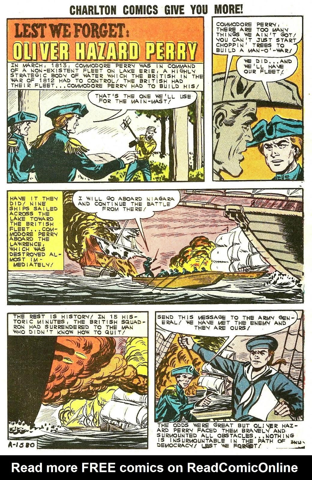 Read online Fightin' Navy comic -  Issue #107 - 17