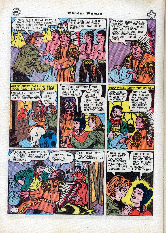 Read online Wonder Woman (1942) comic -  Issue #17 - 28