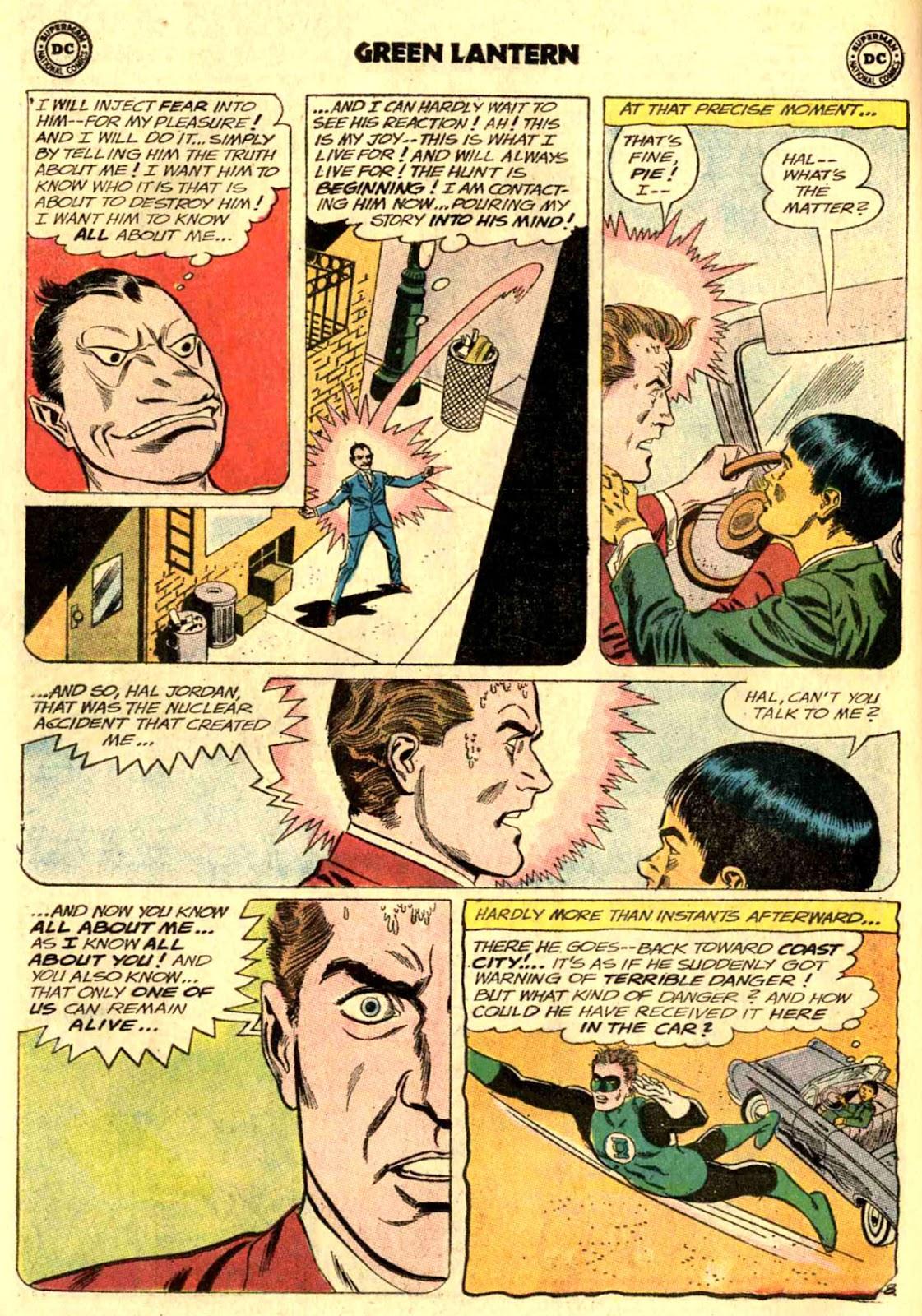 Green Lantern (1960) Issue #24 #27 - English 10
