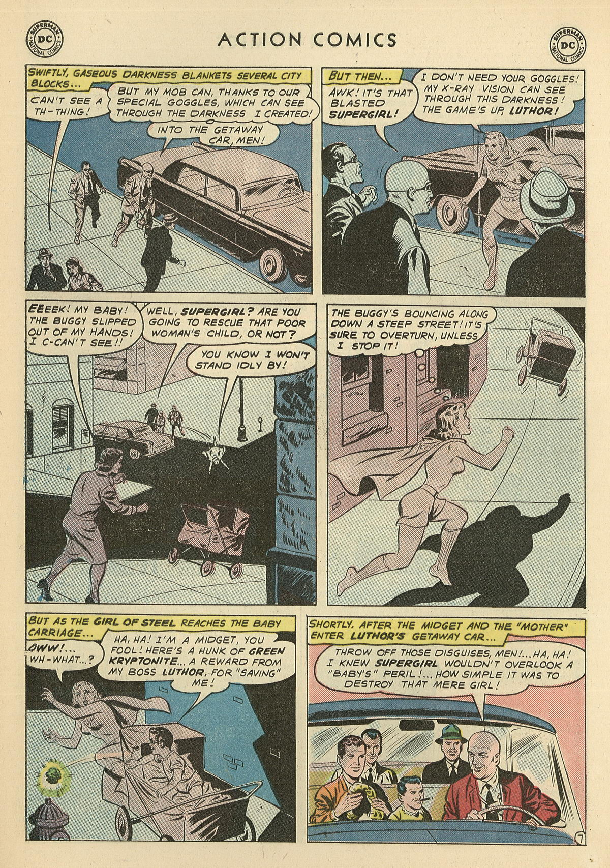 Read online Action Comics (1938) comic -  Issue #286 - 26