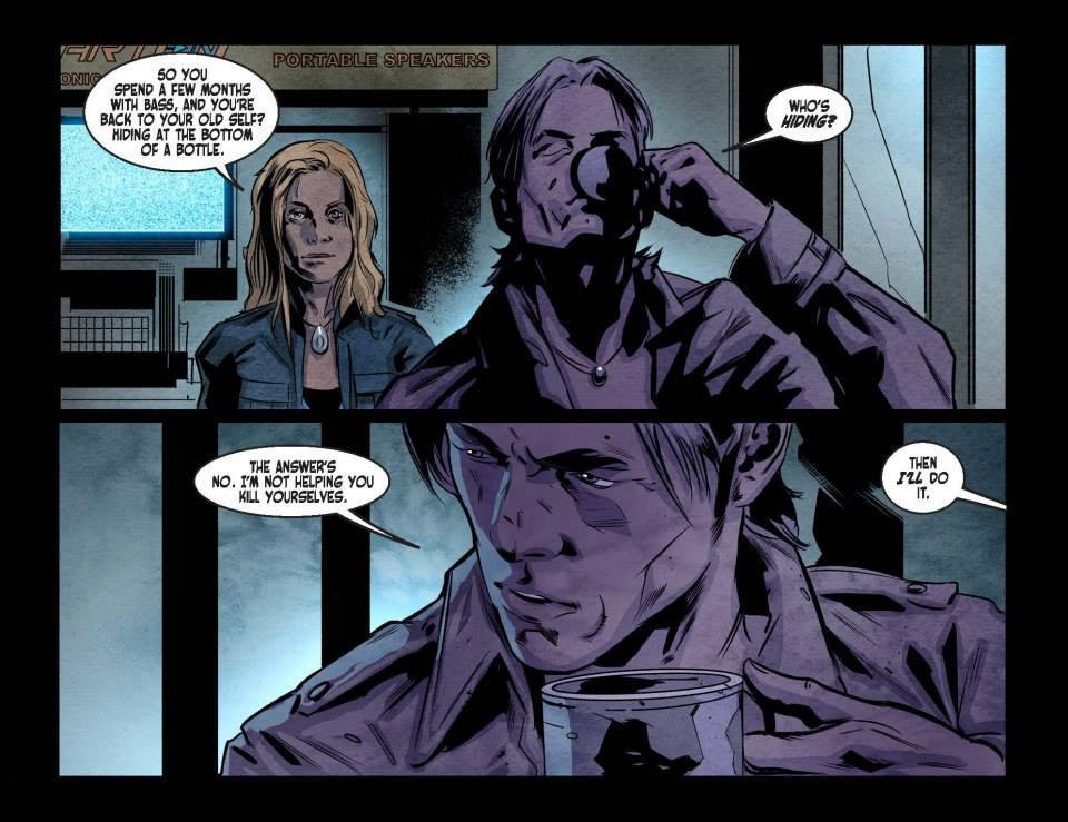 Read online Revolution (2015) comic -  Issue #2 - 6