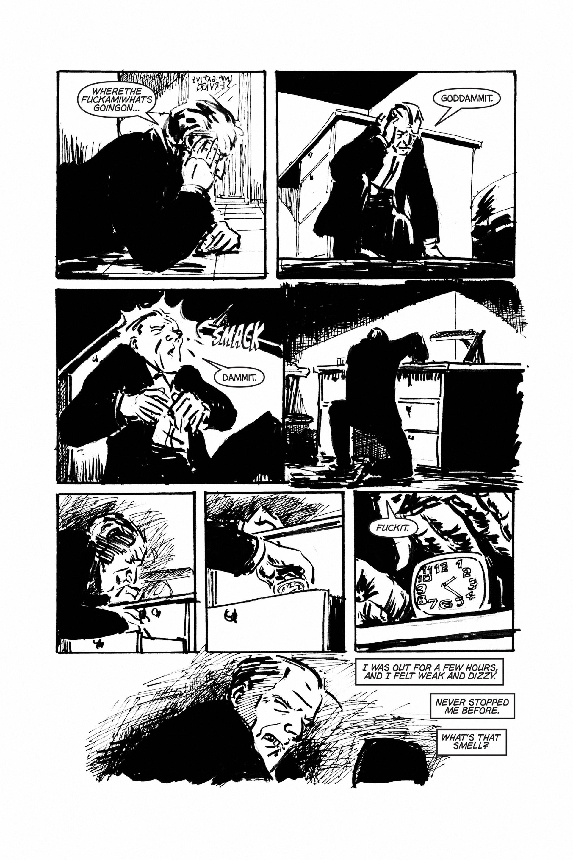 Read online Tumor comic -  Issue # TPB - 39