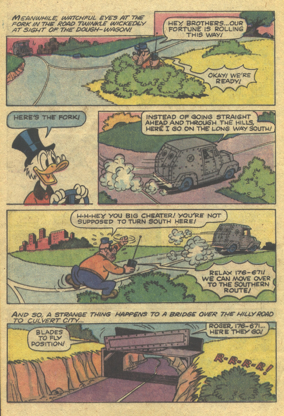 Read online Uncle Scrooge (1953) comic -  Issue #162 - 28