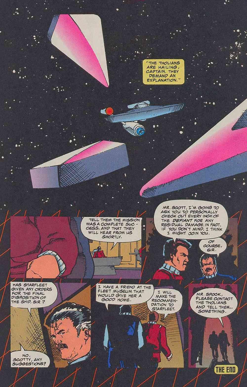 Read online Star Trek (1989) comic -  Issue # _Special 2 - 32