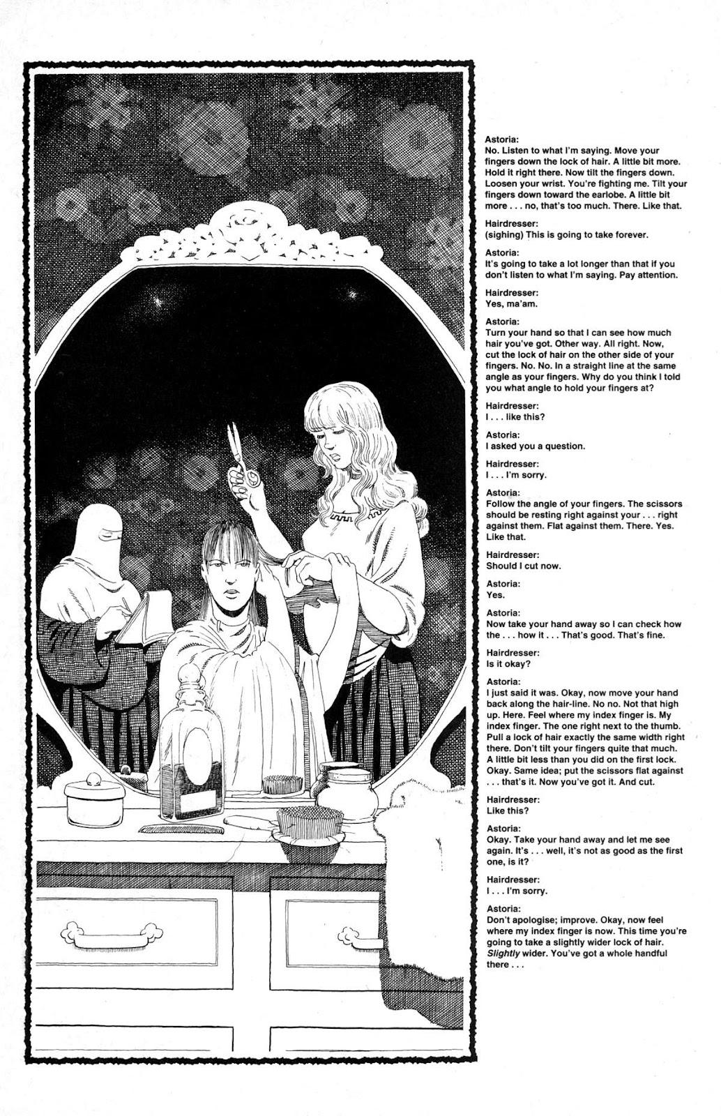 Cerebus Issue #163 #162 - English 7