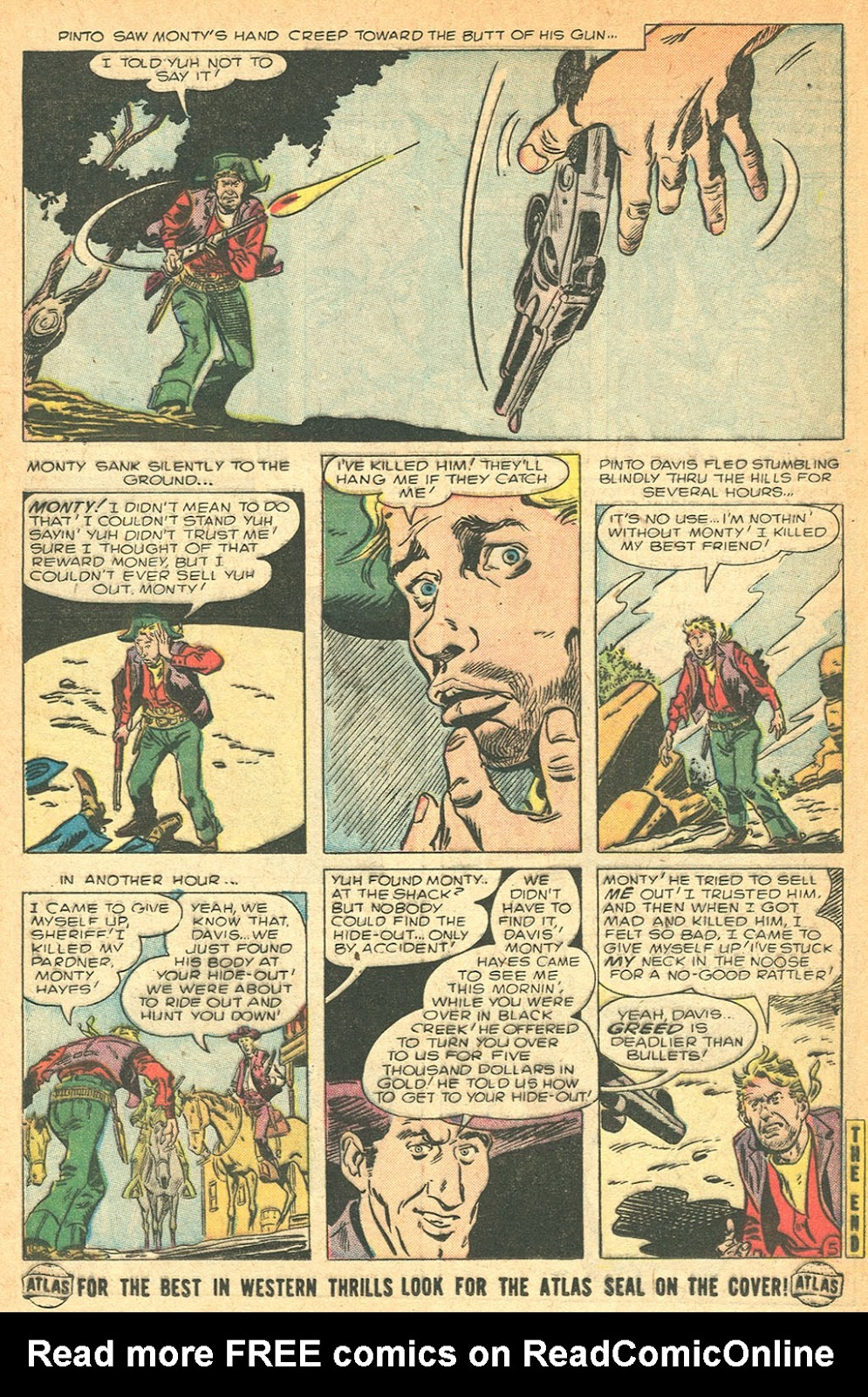 Kid Colt Outlaw issue 53 - Page 24