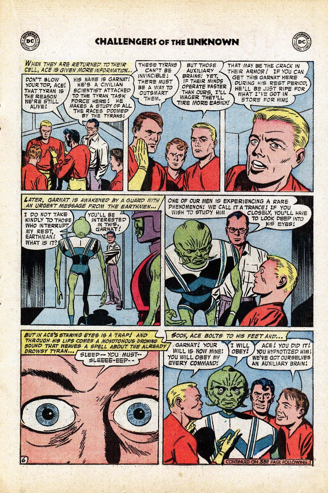 Challengers of the Unknown (1958) issue 80 - Page 17