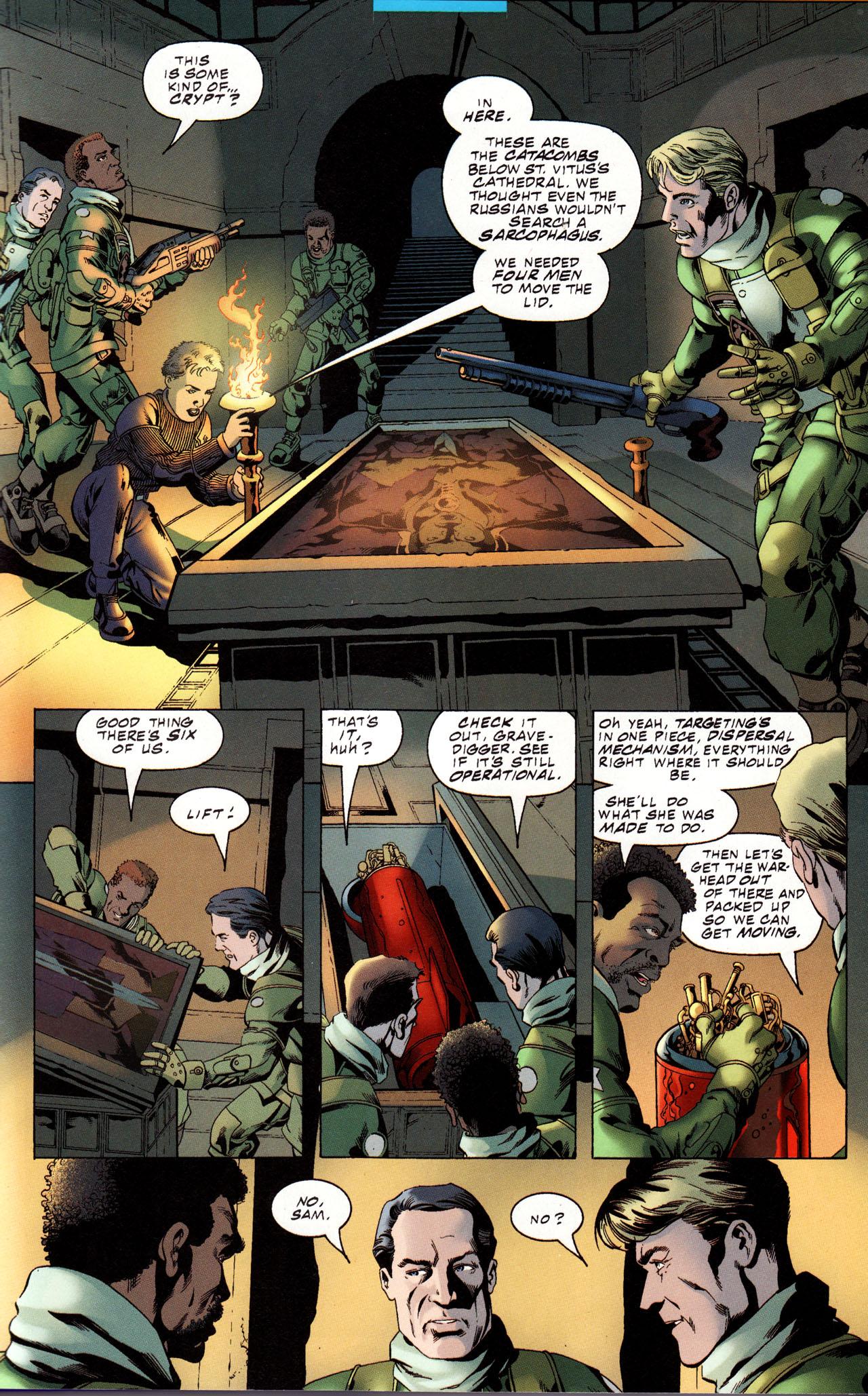 Read online Tangent Comics/ Metal Men comic -  Issue # Full - 22