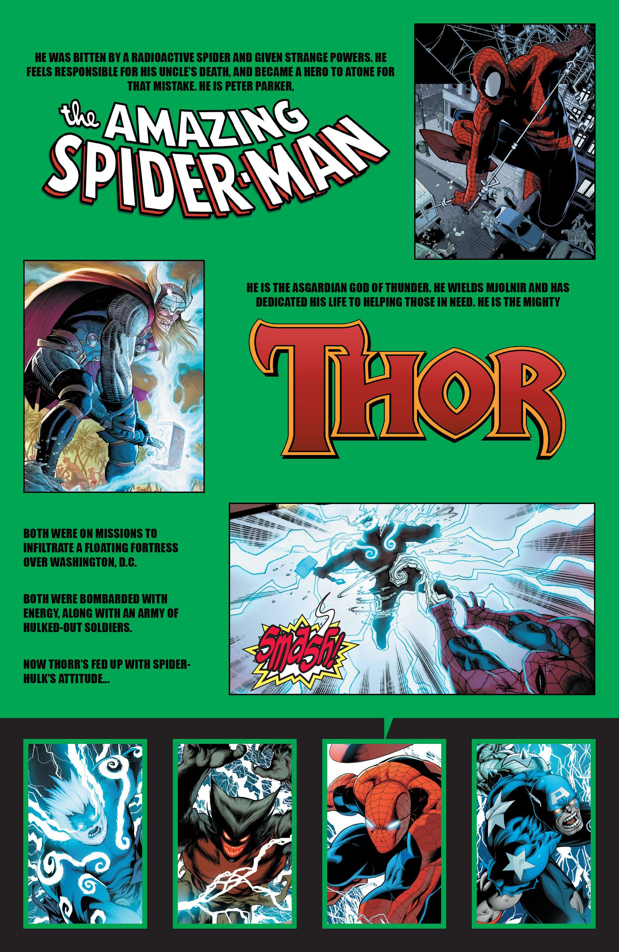 Read online World War Hulks: Spider-Man vs. Thor comic -  Issue #2 - 2