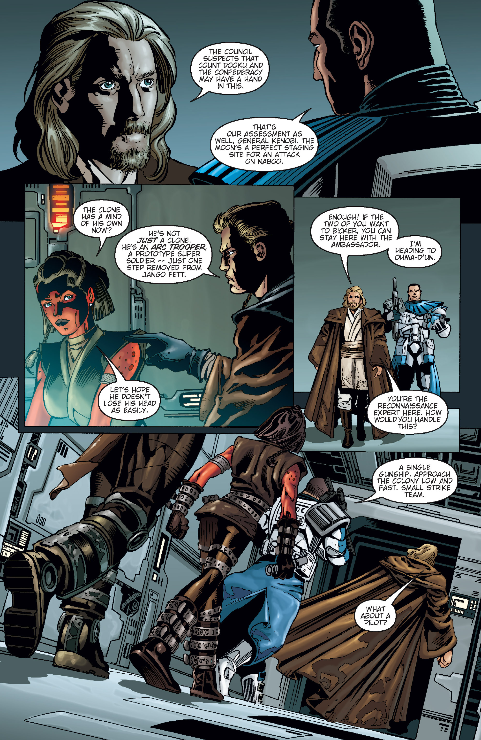 Read online Star Wars Omnibus comic -  Issue # Vol. 24 - 127