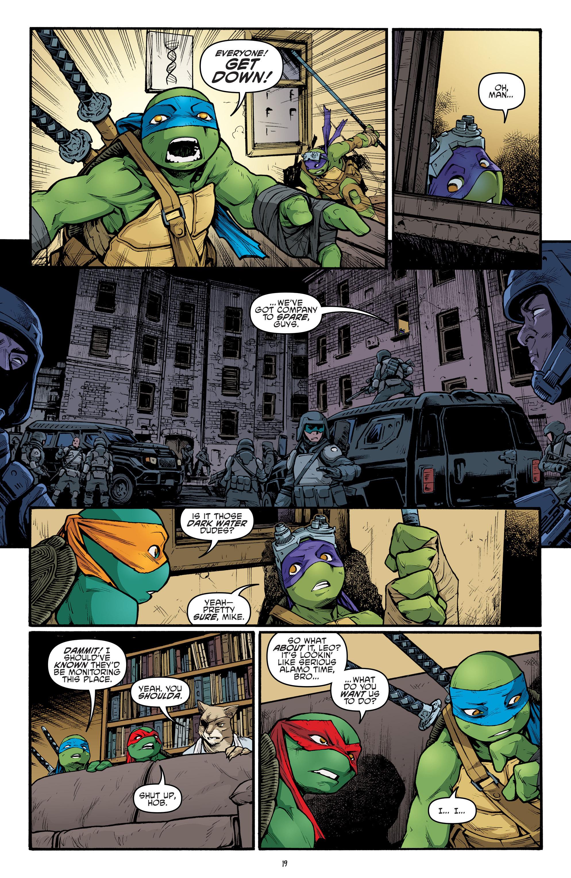 Read online Teenage Mutant Ninja Turtles (2011) comic -  Issue #68 - 21