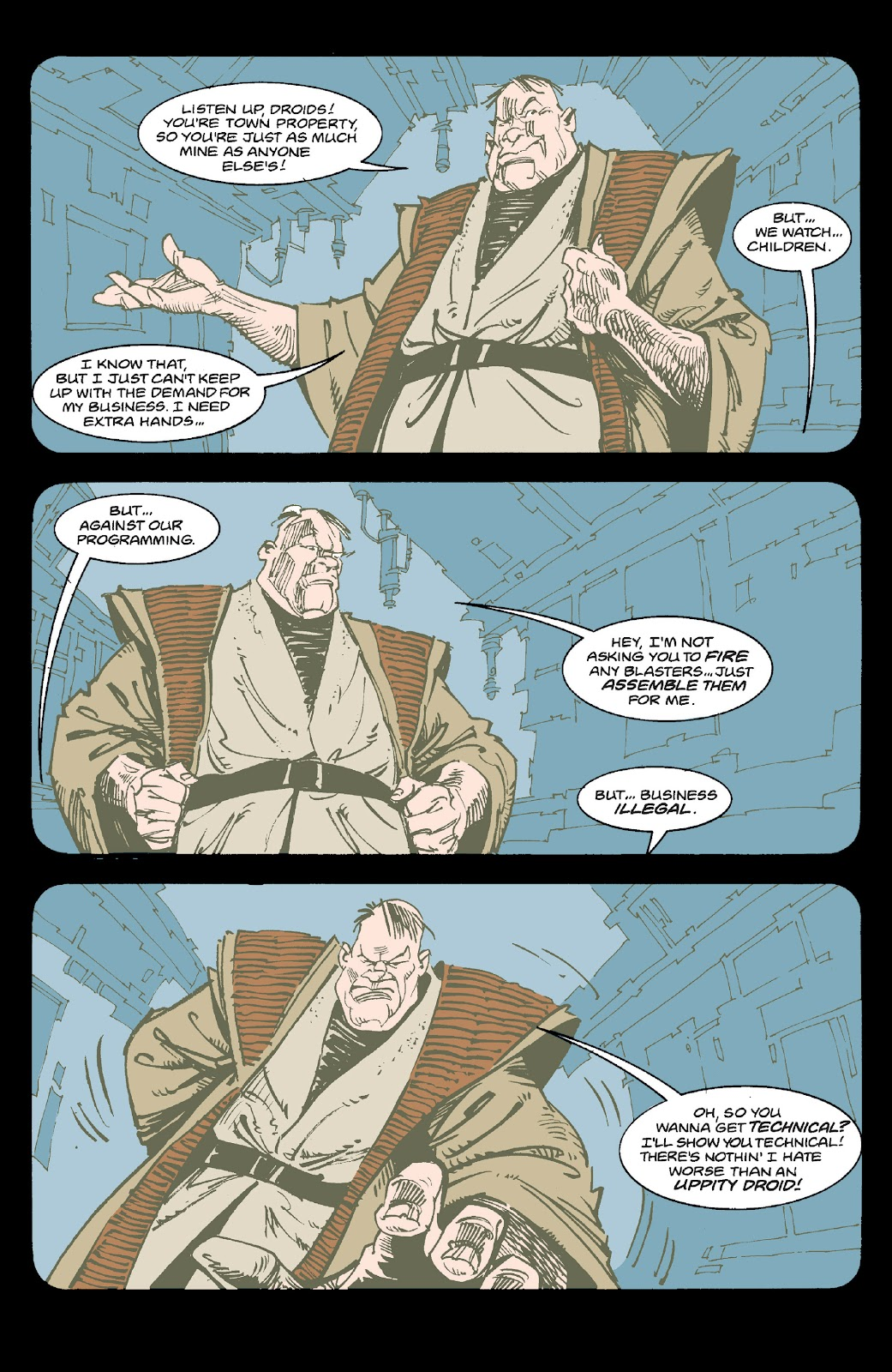 Read online Star Wars Legends Epic Collection: The Empire comic -  Issue # TPB 5 (Part 2) - 47