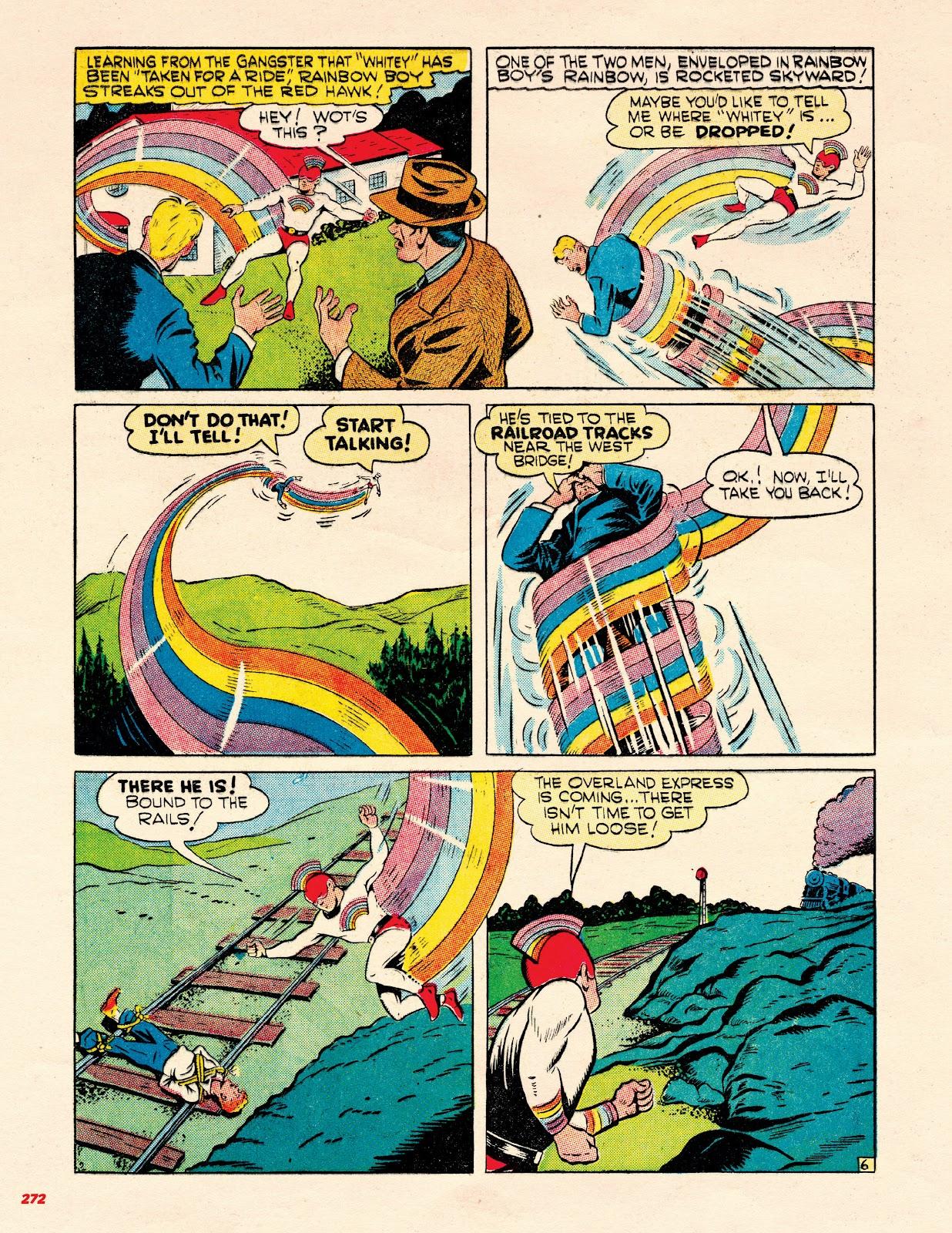 Read online Super Weird Heroes comic -  Issue # TPB 1 (Part 3) - 72