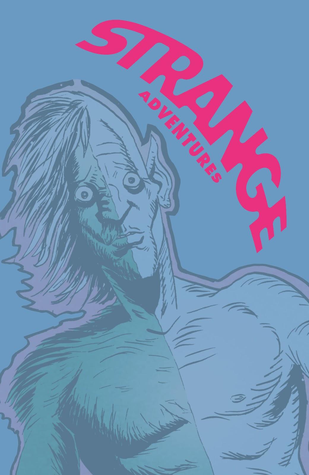 Read online Strange Adventures (2014) comic -  Issue # TPB (Part 1) - 2