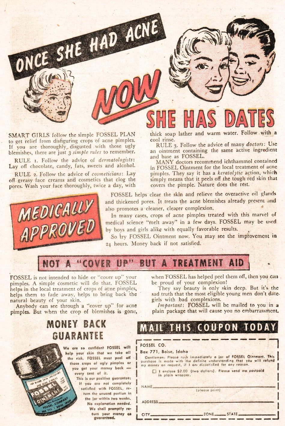 Love Romances (1949) issue 51 - Page 17