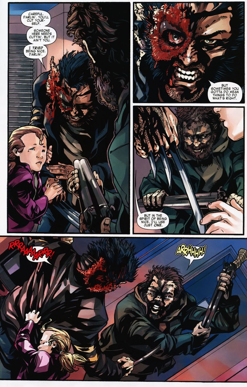 Read online Wolverine (2003) comic -  Issue #900 - 65