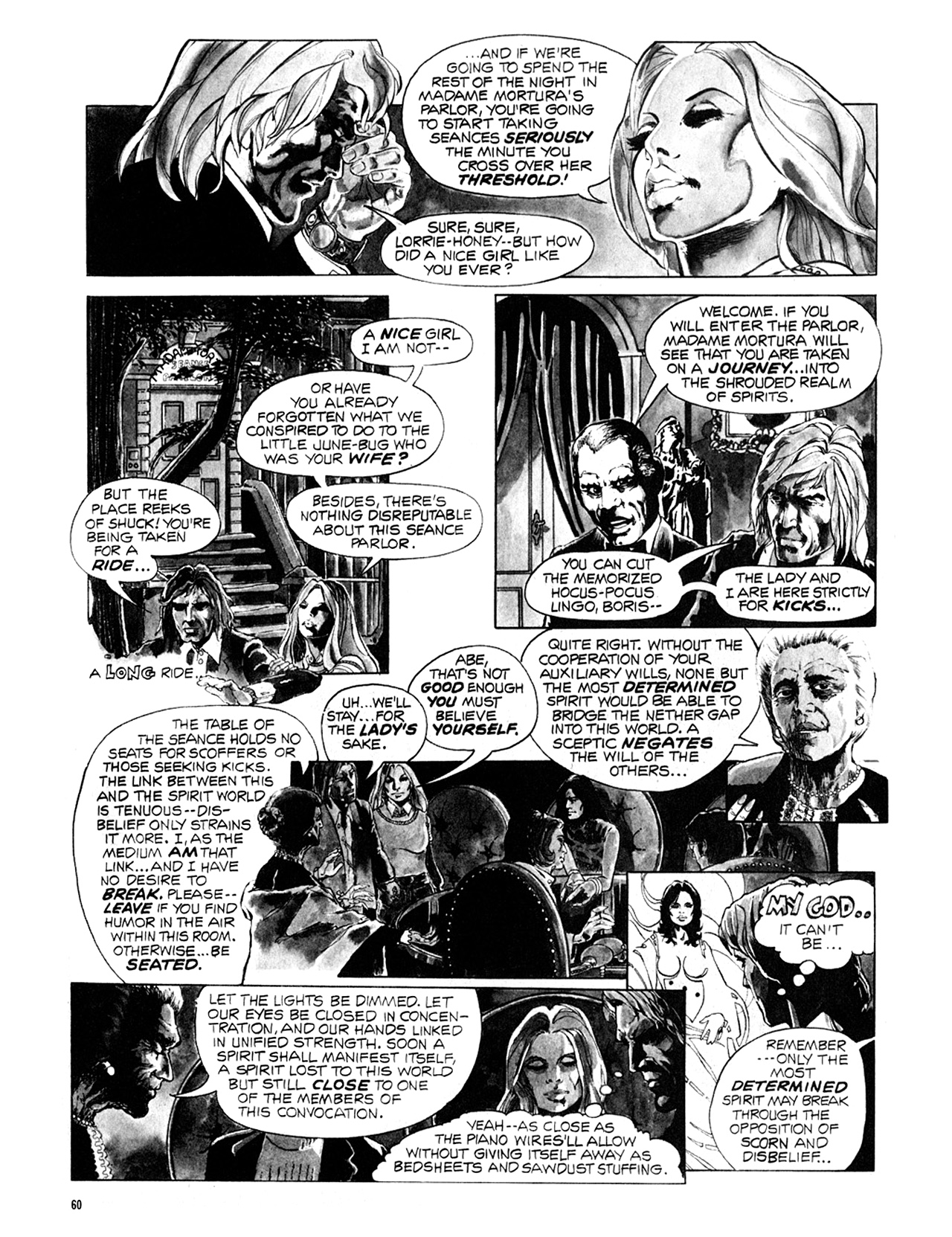 Read online Eerie Archives comic -  Issue # TPB 10 - 61