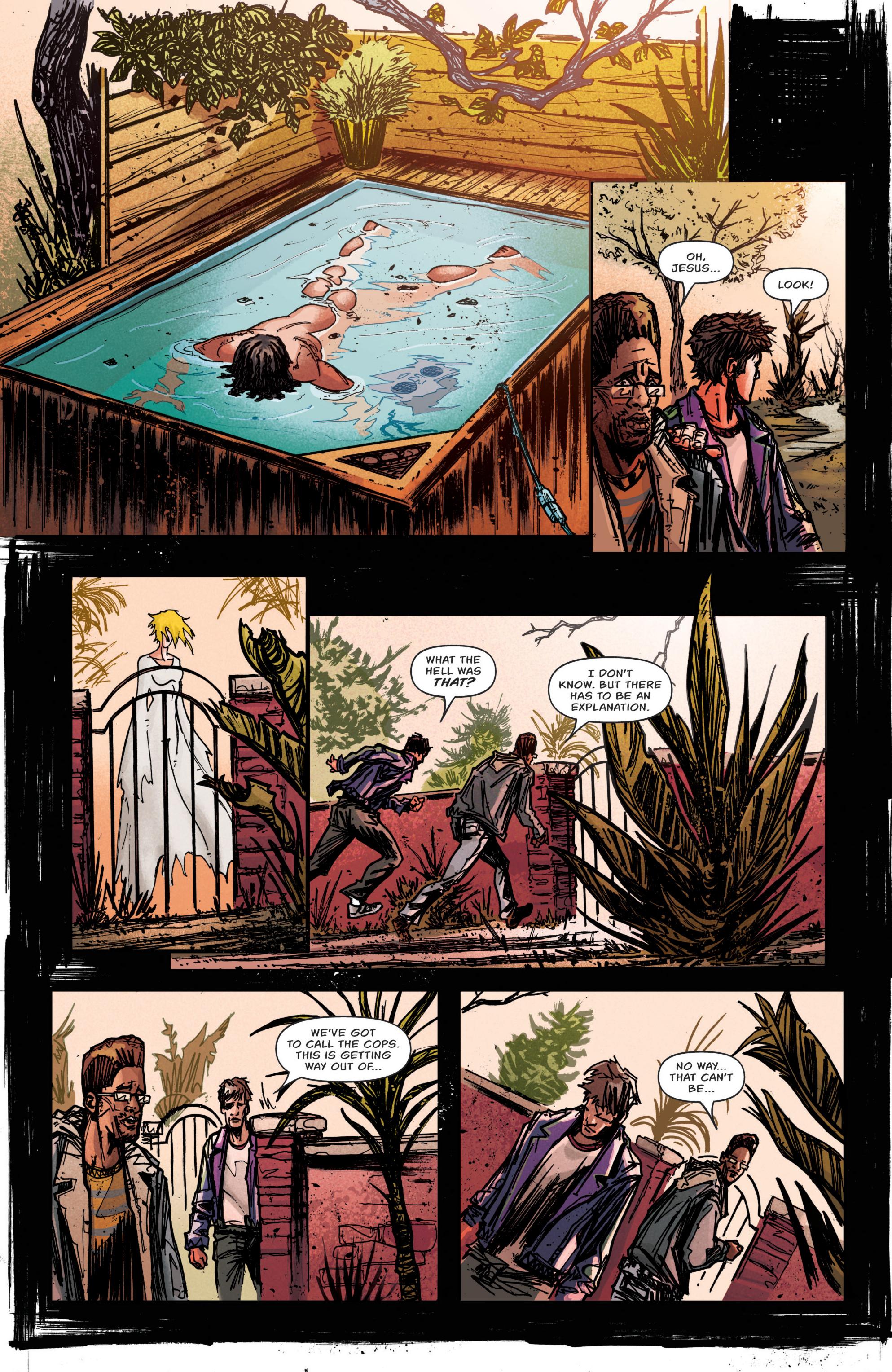 Read online Grimm Tales of Terror: Vol. 3 comic -  Issue #5 - 17