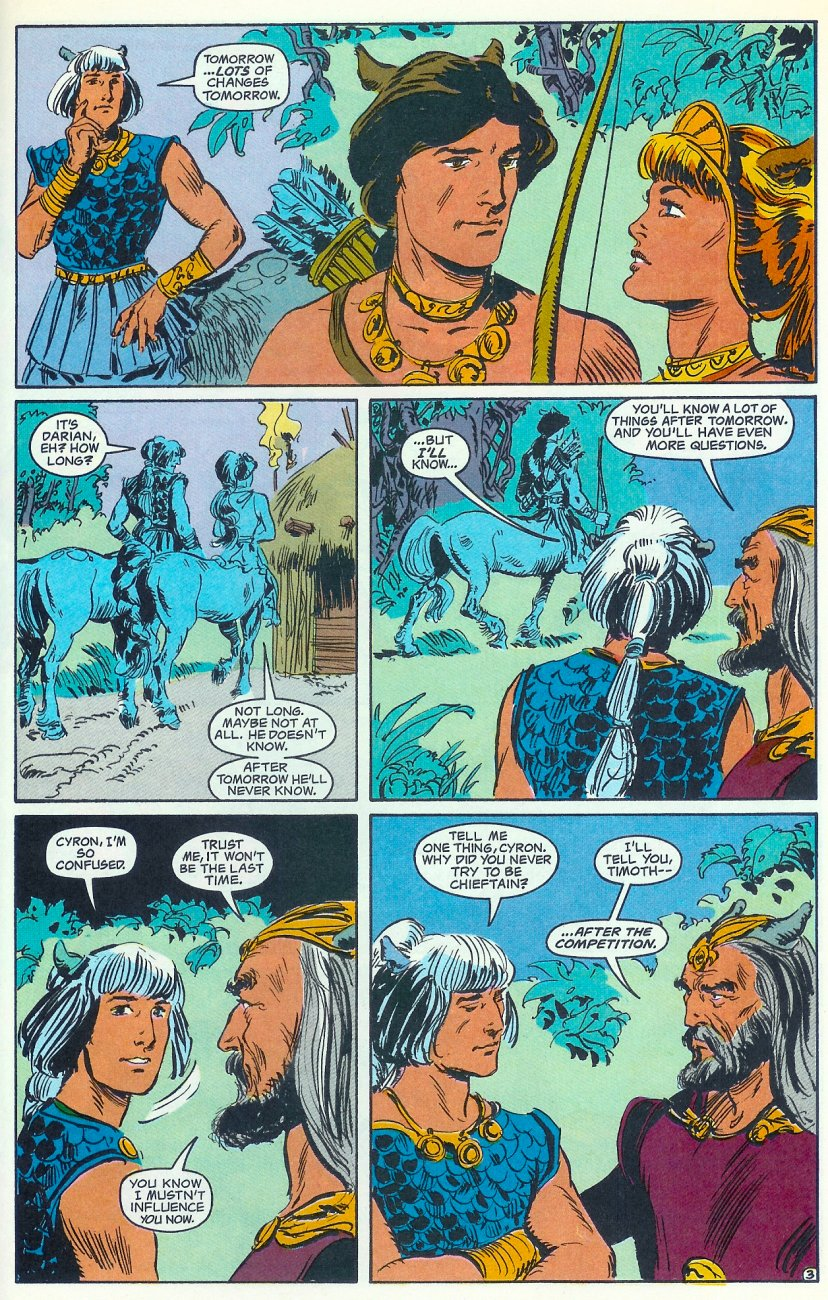 Read online Advanced Dungeons & Dragons comic -  Issue #Advanced Dungeons & Dragons _Annual - 46