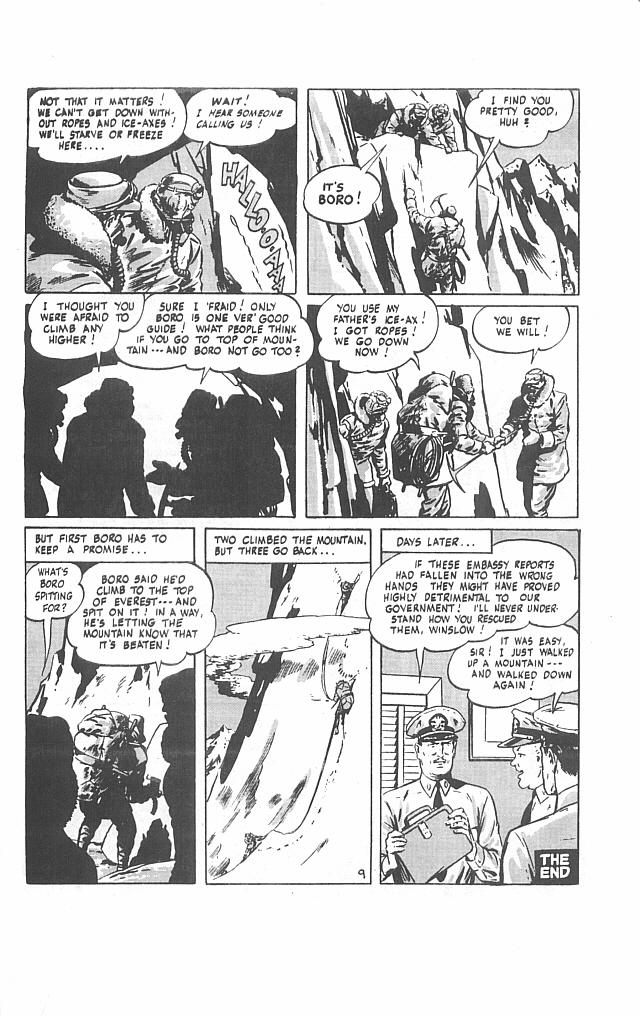 Read online Men of Mystery Comics comic -  Issue #22 - 33