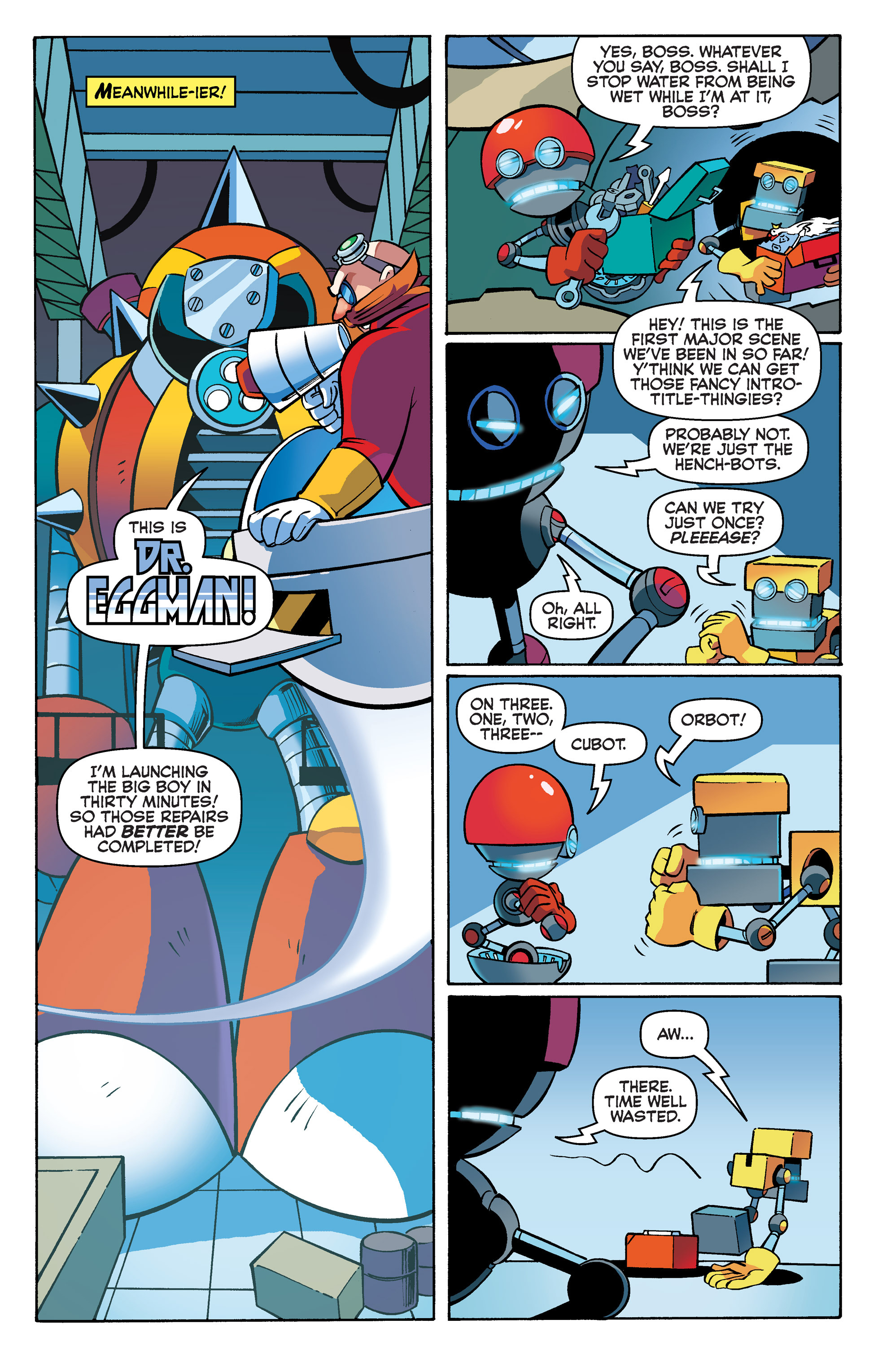 Read online Sonic Boom comic -  Issue #3 - 9