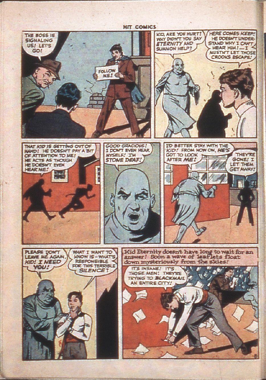 Read online Hit Comics comic -  Issue #37 - 10