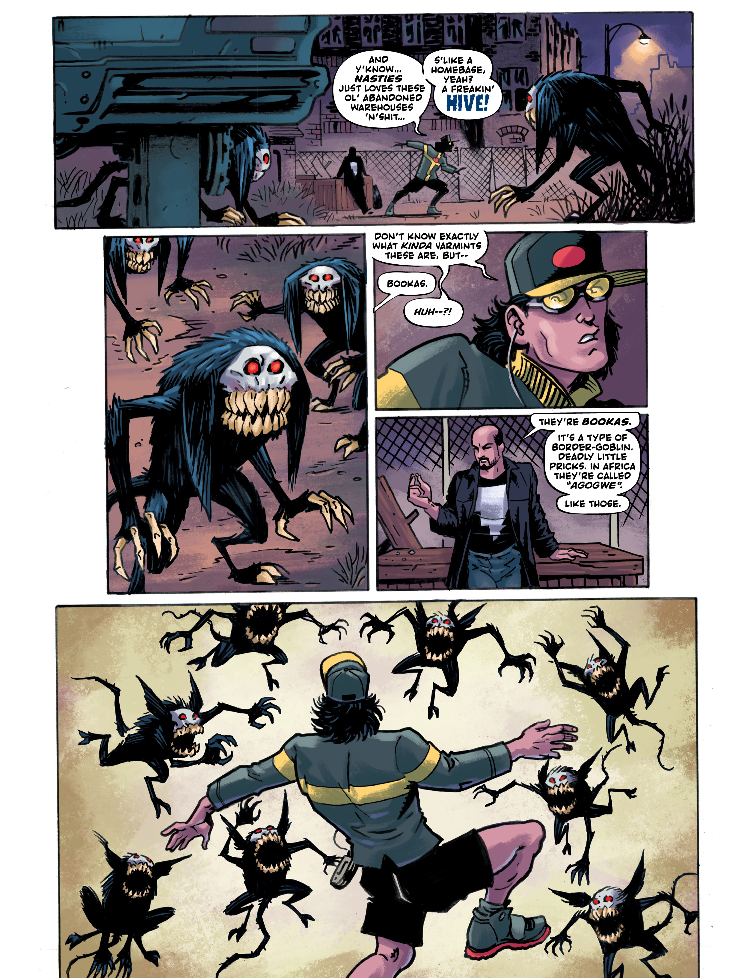 Read online Image comic -  Issue #14 - 56