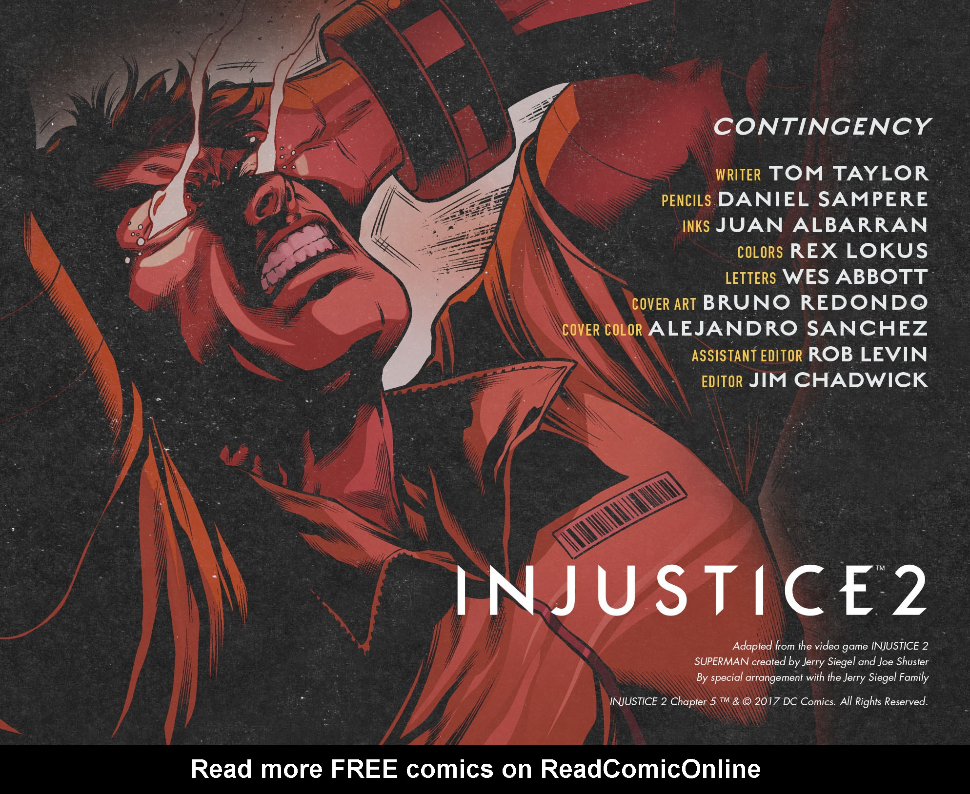 Read online Injustice 2 comic -  Issue #5 - 3