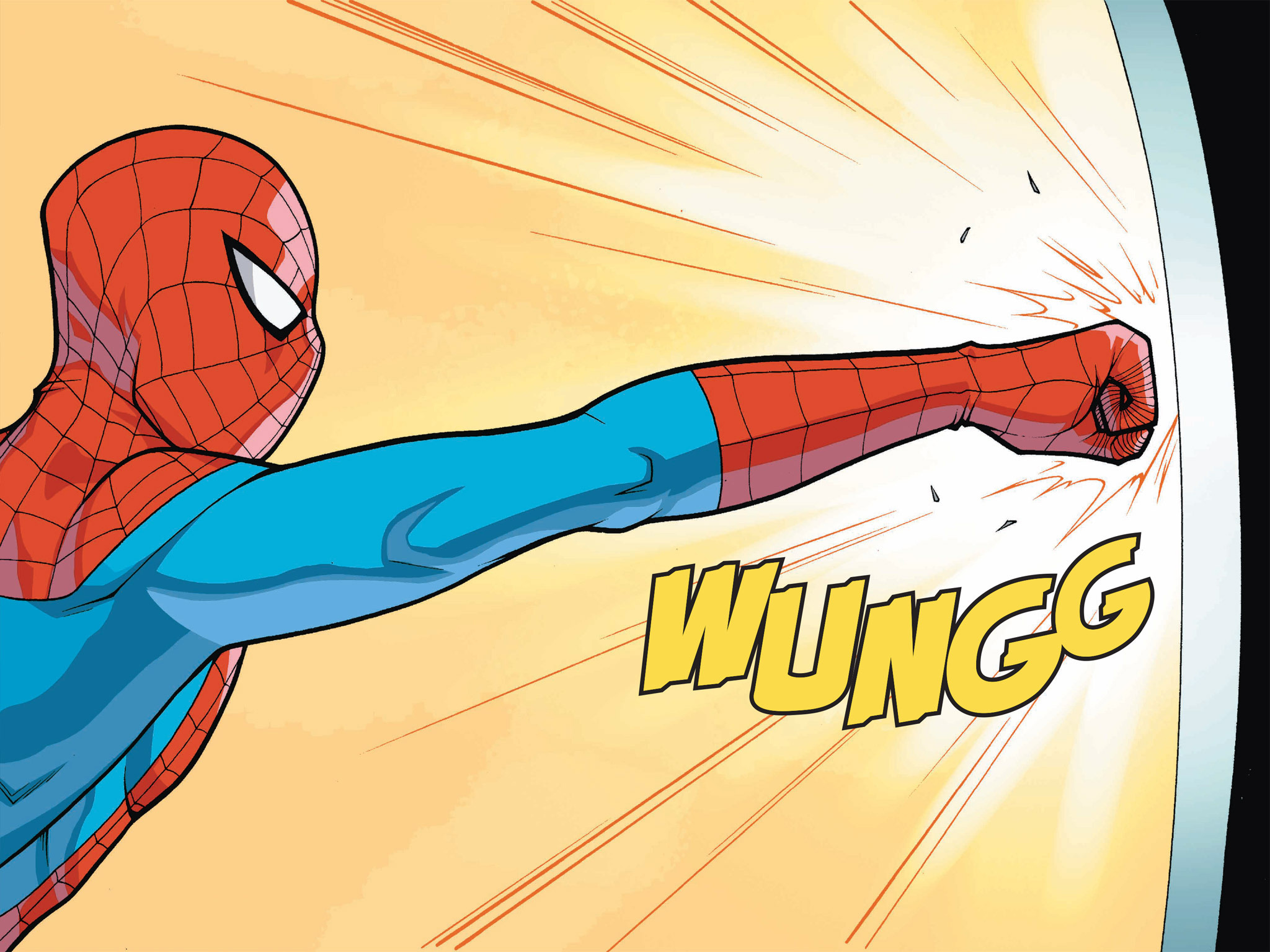 Read online Ultimate Spider-Man (Infinite Comics) (2016) comic -  Issue #1 - 19