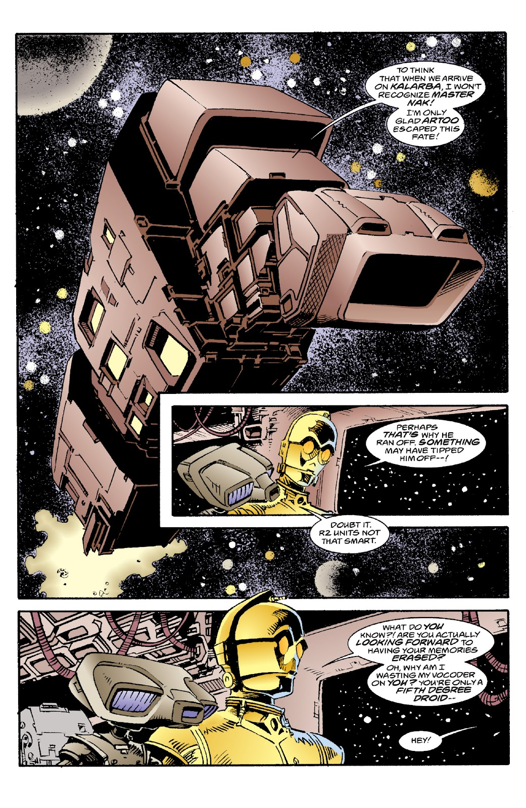 Read online Star Wars Legends Epic Collection: The Empire comic -  Issue # TPB 5 (Part 3) - 43